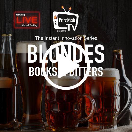 Blondes bocks & bitters player