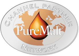 Channel Partner Network white font