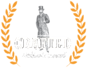 Crafted Logo - Aitchison's Caramel - white font