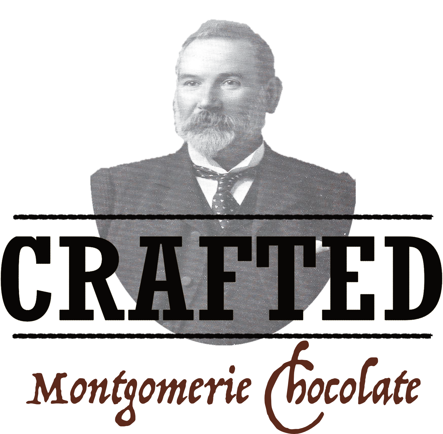 Crafted Logo - Montgomerie Chocolate - PPL Black